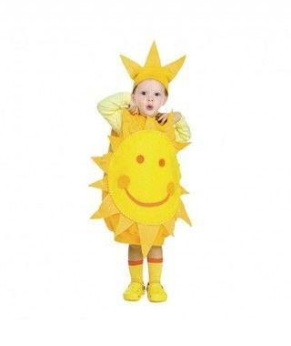 Disfraz Sol infantil para Carnaval