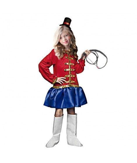 Disfraz de Domadora Circo niña infantil para Carnaval