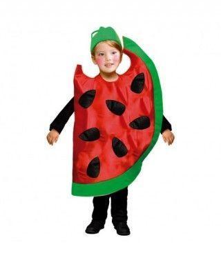 Disfraz Sandía infantil para Carnaval