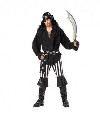 Disfraz Pirata hombre adulto para Carnaval