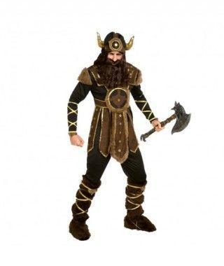 Disfraz Vikingo hombre adulto para Carnaval