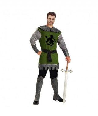 Disfraz Caballero Medieval León hombre adulto para Carnaval