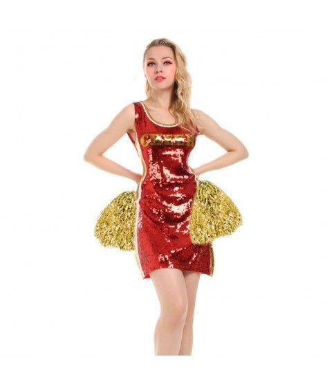 Disfraz Animadora mujer adulto para Carnaval