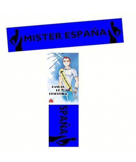"""Banda """"Mister España"""" Despedidas de Soltero"""