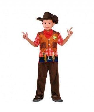Disfraz Vaquero niño infantil para Carnaval