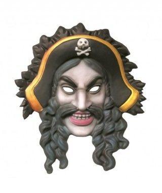 Mácara Pirata enfadado goma eva accesorio Halloween