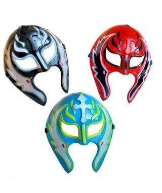 Máscara Lucha Libre infantil accesorio Carnaval