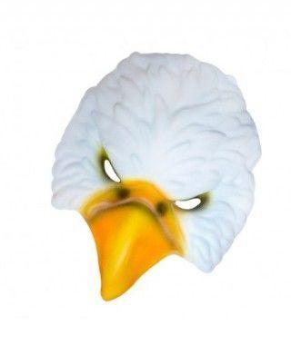 Máscara Águila goma eva Accesorio Carnaval