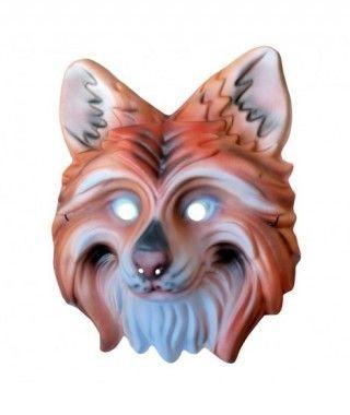 Máscara Zorro goma eva accesorio Carnaval