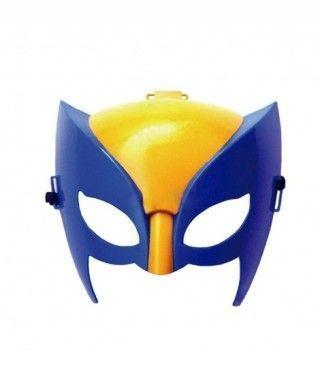 Máscara Héroe Lobo X con...
