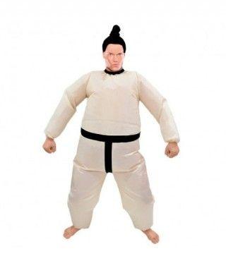 Disfraz Luchador de Sumo hombre adulto para Carnaval