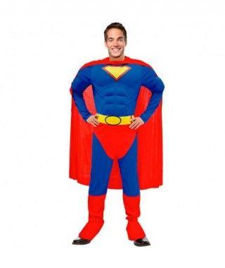 Disfraz Superhéroe hombre adulto para Carnaval