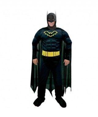 Disfraz Bat Héroe hombre adulto para Carnaval