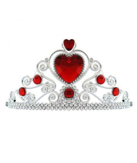 Corona Tiara de Princesa Plata...