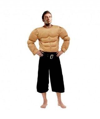 Disfraz Musculitos hombre adulto para Carnaval