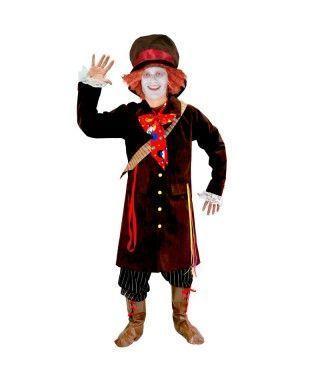 Disfraz Sombrerero hombre adulto para Carnaval
