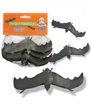 Murciélagos Decoración Halloween (6 uds)