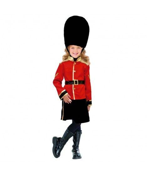 Disfraz Guardia Inglesa niña infantil...