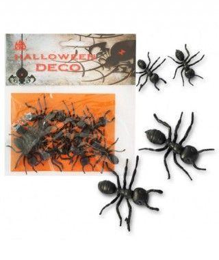 Hormigas Decoración Halloween (10 uds)