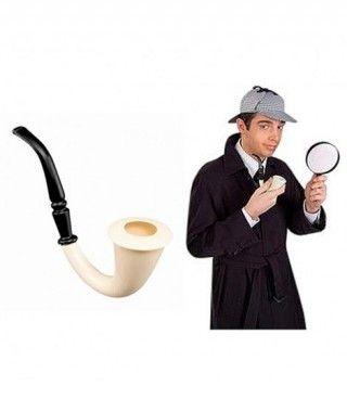 Pipa de Detective/Inspector Accesorio Carnaval