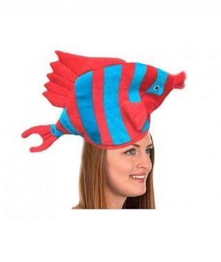 Gorro Animal Pez Tropical Foam