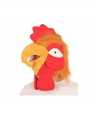 Gorro Animal Gallina Foam