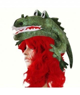 Gorro Animal Cocodrilo Foam