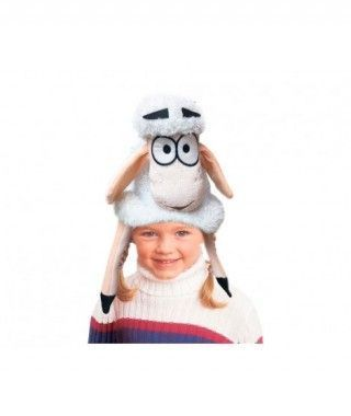 Gorro Animal Oveja Foam