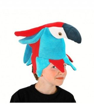 Gorro Animal Loro Foam