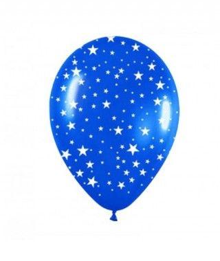 Globos Estrellas Surtidos (5 uds) Tamaño Grande
