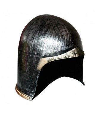 Casco Medieval Simple Accesorio Carnaval