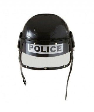Casco Policía...