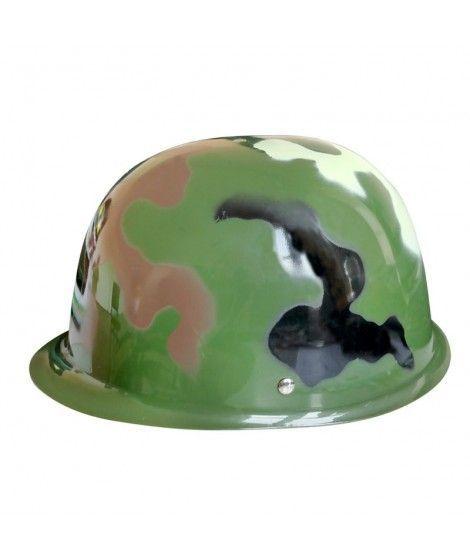 Casco Militar Camuflaje Accesorio...