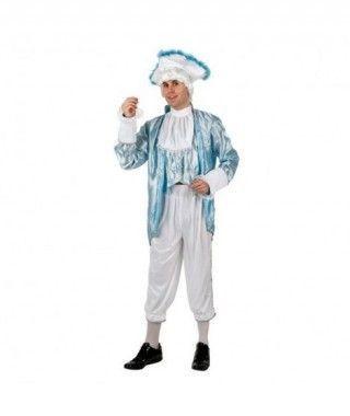 Disfraz Cortesano hombre adulto Carnaval