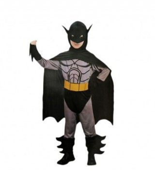 Disfraz Hombre Murciélago niño infantil Carnaval