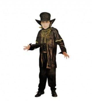 Disfraz Vampiro Lujo niño infantil Halloween