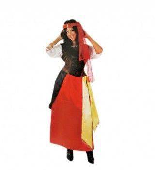 Disfraz Dama Renacentista mujer adulto Carnaval