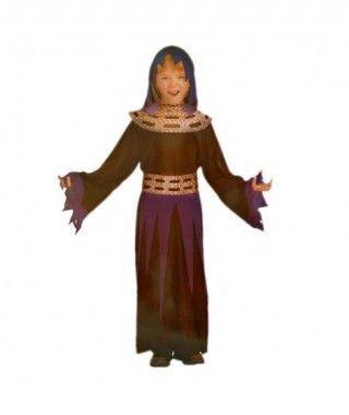 Disfraz Demonio Brujo infantil Halloween