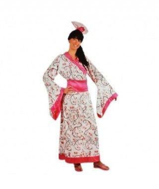 Disfraz Geisha mujer adulto Carnaval