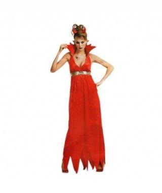 Disfraz Demonia Imperio mujer Carnaval
