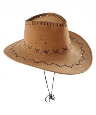 Sombrero Vaquero Accesorio Carnaval (+ colores y tallas)