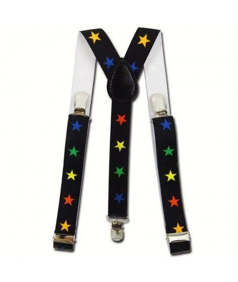 Tirantes Estrellas Colores Accesorio...