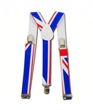 Tirantes British Accesorio Fiesta