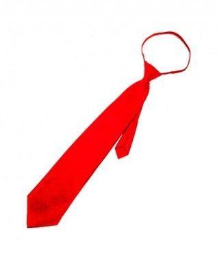 Corbata Roja Accesorio Fiesta