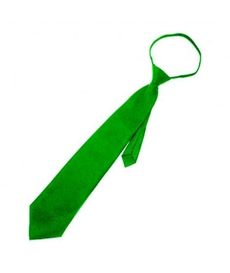 Corbata Verde Accesorio Fiesta
