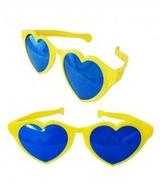 Gafas Gigantes Corazón Accesorio Fiesta