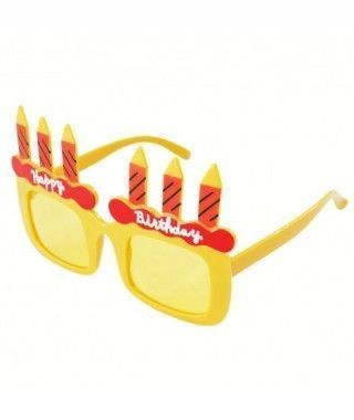 Gafas Happy Birthday Accesorio Fiesta