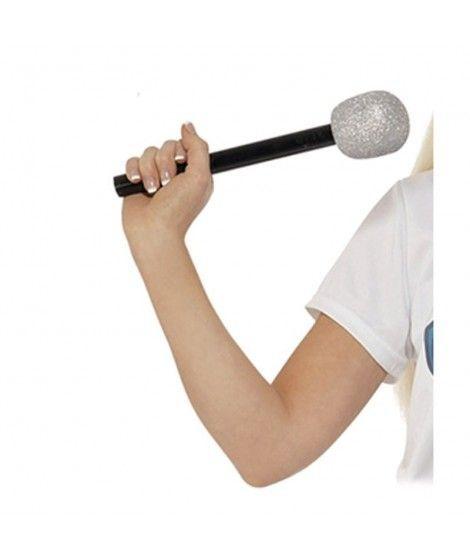 Micrófono de Cantante Accesorio Carnaval