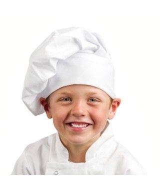 Gorro cocinero infantil Accesorio Carnaval