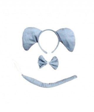 Conjunto Disfraz Elefante Accesorios (3 piezas)